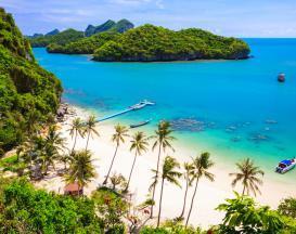 تور  جزیره سامویی