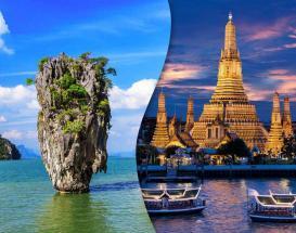 تور ترکیبی بانکوک  +  پوکت