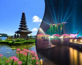 تور  ترکیبی گنتینگ هایلند + سنگاپور +  بالی