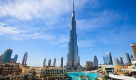 تور دبی با پرواز ایر عربیا